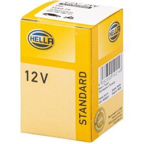 koop HELLA Gloeilamp, interieurverlichting 8GP 002 068-121 op elk moment