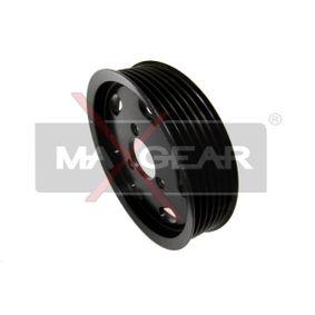 Αγοράστε MAXGEAR Τροχαλία, αντλία υποβοήθησης 30-0046 οποιαδήποτε στιγμή