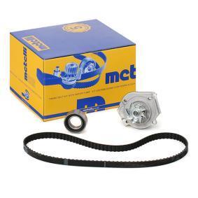 Bomba de agua + kit correa distribución 30-0286-3 METELLI Pago seguro — Solo piezas de recambio nuevas