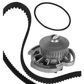 Bomba de agua + kit correa distribución 30-0425-1 METELLI Pago seguro — Solo piezas de recambio nuevas