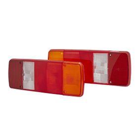 koop HELLA Lampglas voor achterlicht 9EL 122 689-051 op elk moment