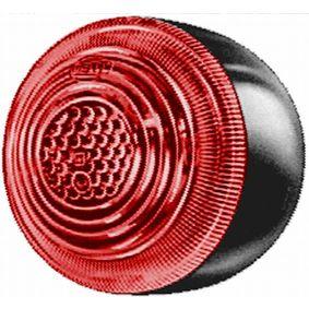 compre HELLA Vidro de farol, luz traseira 9EL 132 404-001 a qualquer hora