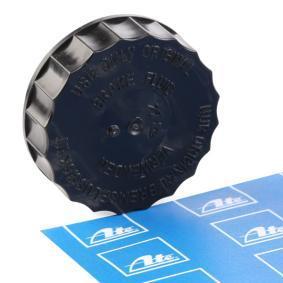 ATE Verschluss, Bremsflüssigkeitsbehälter 03.3556-1164.2 rund um die Uhr online kaufen