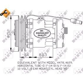 NRF Compressor, air conditioning