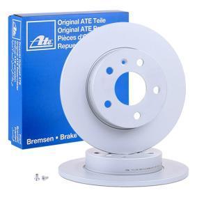 Disco freno 24.0110-0250.1 con un ottimo rapporto ATE qualità/prezzo