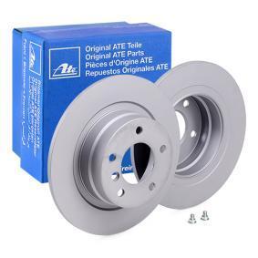 Disco freno 24.0110-0315.1 con un ottimo rapporto ATE qualità/prezzo
