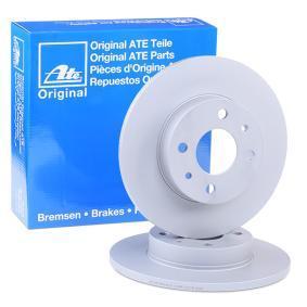 Disco de travão 24.0111-0119.1 ATE Pagamento seguro — apenas peças novas