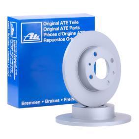 Disco freno 24.0111-0130.1 con un ottimo rapporto ATE qualità/prezzo
