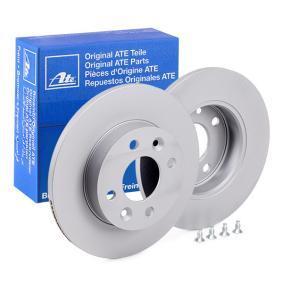 Disco freno 24.0112-0116.1 con un ottimo rapporto ATE qualità/prezzo
