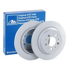 Disco freno ATE 24.0112-0151.1 comprare e sostituisci