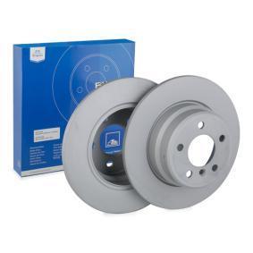 Disco freno 24.0112-0152.1 con un ottimo rapporto ATE qualità/prezzo