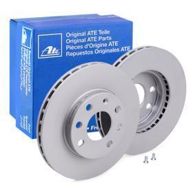 Disco freno 24.0120-0115.1 con un ottimo rapporto ATE qualità/prezzo