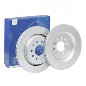 Jarrulevy 24.0120-0173.1 Vectra C GTS Hatchback 2.2 direct (F68) 155 HV alkuperäisosat-Tarjoukset