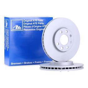 Disco freno 24.0124-0152.1 con un ottimo rapporto ATE qualità/prezzo
