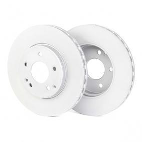 24.0125-0110.1 Bremseskive ATE - Billige mærke produkter
