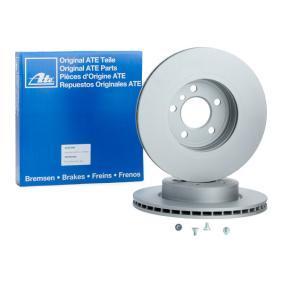 Disco freno 24.0125-0160.1 con un ottimo rapporto ATE qualità/prezzo