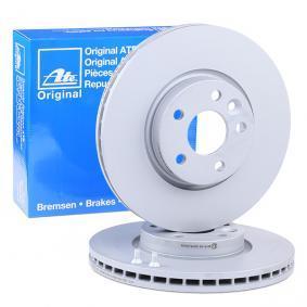 ATE | спирачен диск 24.0128-0154.1