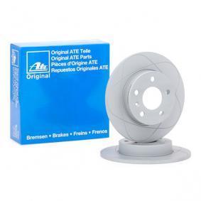 Disco freno 24.0310-0250.1 con un ottimo rapporto ATE qualità/prezzo