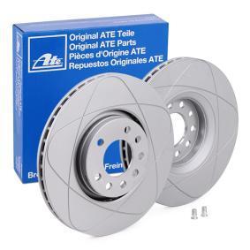 Disco freno 24.0325-0142.1 con un ottimo rapporto ATE qualità/prezzo