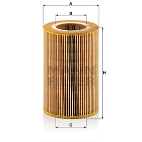 buy and replace Air Filter MANN-FILTER C 1041