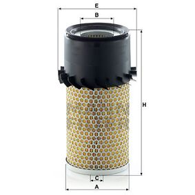 Compre MANN-FILTER Filtro de ar C 14 179