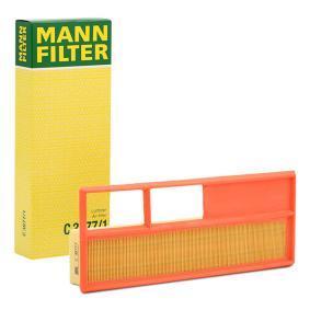 Filtro aria MANN-FILTER C 3877/1 comprare e sostituisci