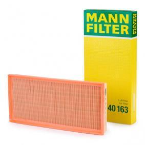 Filtr powietrza C 40 163 - znaleźć, porównać ceny i oszczędzić!