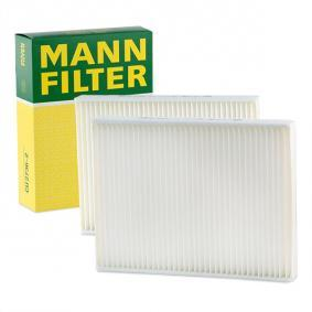 Filter, interior air CU 2736-2 at a discount — buy now!