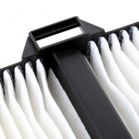 CU 8430 filtras, salono oras MANN-FILTER - Pigus kokybiški produktai