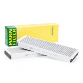 Filtro, Aria abitacolo MANN-FILTER CUK 3023-2 comprare e sostituisci