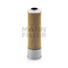 Comandați H 614/3 MANN-FILTER Filtru, sistem hidraulic primar acum