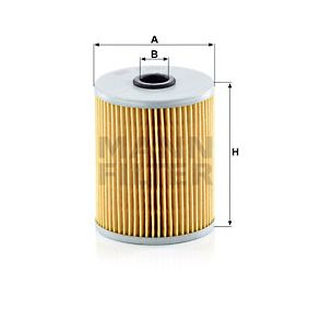 Order H 929/3 MANN-FILTER Filter, operating hydraulics now