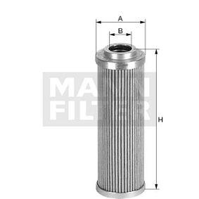 Bestil HD 820 MANN-FILTER Filter, arbejdshydraulik nu