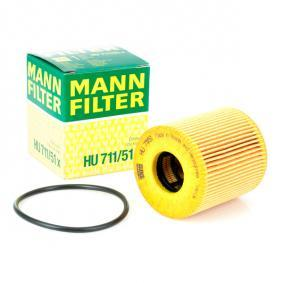 buy and replace Oil Filter MANN-FILTER HU 711/51 x