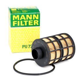 Filtr paliwa PU 723 x dla MERCEDES-BENZ KLASA E w niskiej cenie — kupić teraz!