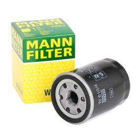 Filtro olio W 610/4 - trova, confronta i prezzi e risparmia!