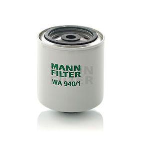 acheter MANN-FILTER Filtre de liquide de refroidissement WA 940/1 à tout moment