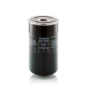 Już teraz zamów WD 950/5 MANN-FILTER Filtr, hydraulika sterownicza