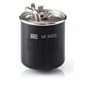 WK 842/23 x Kraftstofffilter MANN-FILTER - Unsere Kunden empfehlen