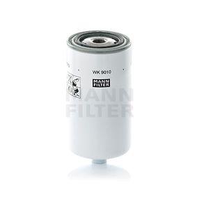 palivovy filtr WK 9010 MANN-FILTER Zabezpečená platba – jenom nové autodíly