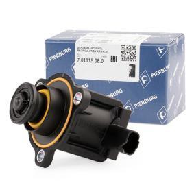 ostke PIERBURG Ventiil õhu eelnõu ventilaatori 7.01115.08.0 mistahes ajal