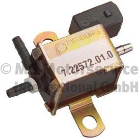compre PIERBURG Válvula reguladora da pressão de sobrealimentação 7.22572.01.0 a qualquer hora