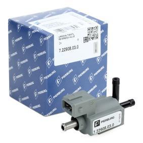 compre PIERBURG Válvula reguladora da pressão de sobrealimentação 7.22908.03.0 a qualquer hora