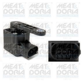 Αγοράστε MEAT & DORIA Αισθητήρας, φώτα Xenon (ρύθμιση μήκους ακτίνας προβολέων) 38006 οποιαδήποτε στιγμή