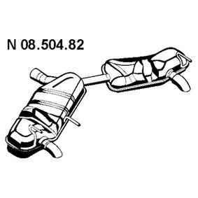 Крайно гърне за OPEL Vectra C Комби 2.2 direct (F35) 155 К