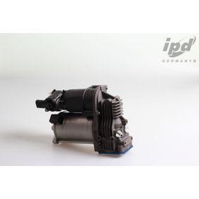 Įsigyti ir pakeisti kompresorius, suspausto oro sistema IPD 43-2401