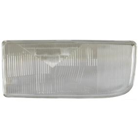 kupte si ABAKUS Rozptylové sklo reflektoru, hlavní světlomet 47#440-1139L1LD kdykoliv