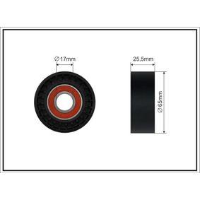 CAFFARO Rullo tenditore, Cinghia Poly-V 500071 acquista online 24/7