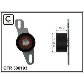 CAFFARO Mecanism tensionare, curea distributie 500193 cumpărați online 24/24