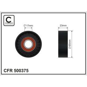 CAFFARO feszítőgörgő, hosszbordás szíj 500375 - vásároljon bármikor
